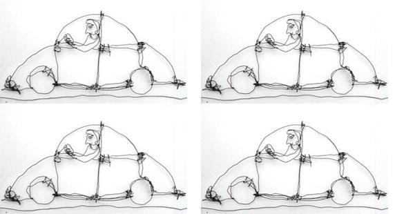 Desenhos tridimensionais