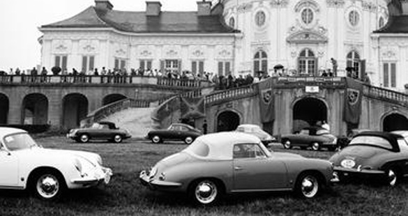 60 anos do primeiro Porsche Club
