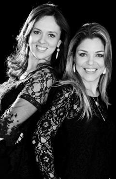 Camila Rosa e Juliana Valias