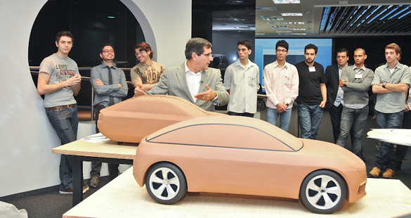 14º Talento Volkswagen Design