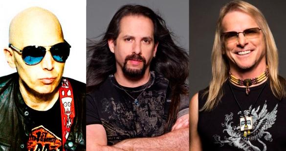 G3 no Brasil: Joe Satriani, John Petrucci e Steve Morse