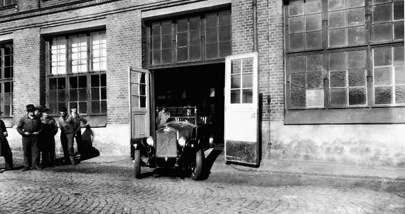 Volvo completa 85 anos