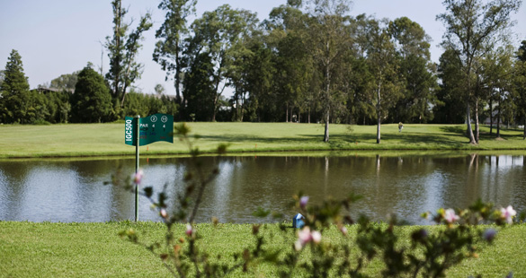 6º Festival de Golf no 500 Hotel