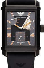 Novos relógios Emporio Armani