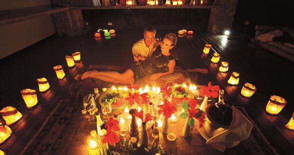 Dia dos Namorados no Ponta dos Ganchos