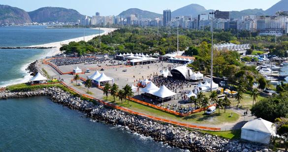 Ingressos para o Rio Harley Days 2012