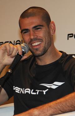 Víctor Valdés no Brasil