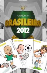 Figurinhas do Campeonato Brasileiro 2012