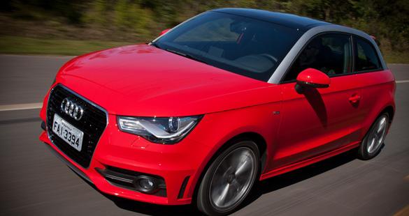 Novo Audi A1 Sport chega ao Brasil