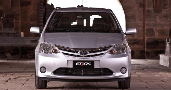 Toyota lança o Etios