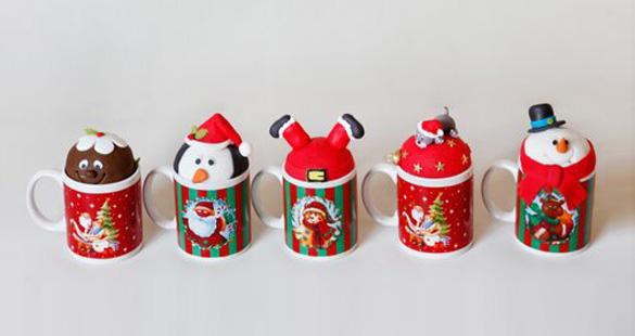 Criatividade natalina do ateliê Fabiola & Liana