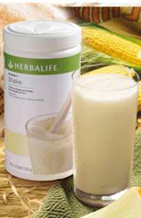 Shake sabor Milho Verde