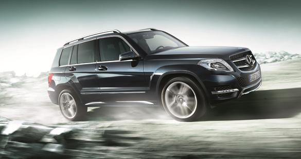 Novo Mercedes-Benz GLK 300