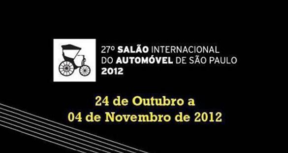 27º Salão Internacional do Automóvel de São Paulo