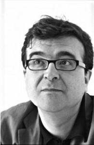 """Javier Cercas, autor de """"Anatomia de um instante"""""""
