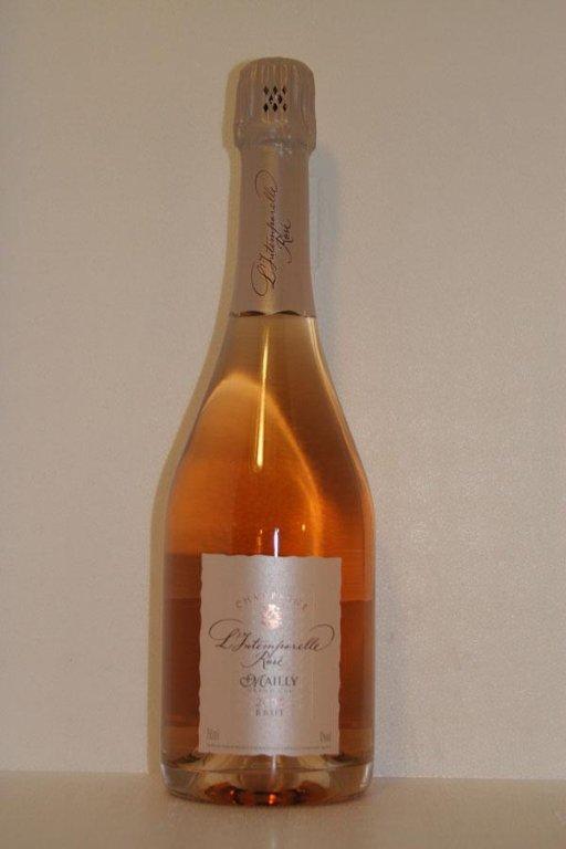 O finíssimo Mailly L'Intemporelle Rosé 2005