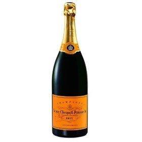 O mais vendido Champagne no Brasil, o delicioso Veuve Clicquot Yellow Label Brut