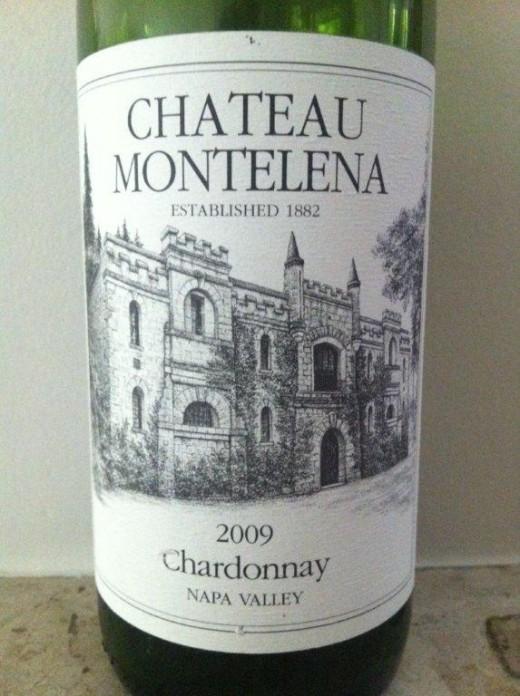 O quase 'borgonhês' e delicioso Chateau Montelena Chardonnay 2009