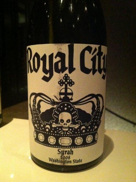 Uma das maiores supresas do ano, o Royal City Syrah 2008 de Washington State