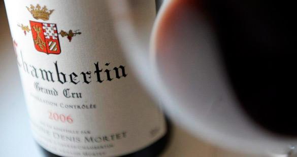 Os melhores vinhos de 2012