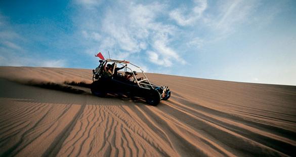 Lima recebe largada para o Rally Dakar 2013