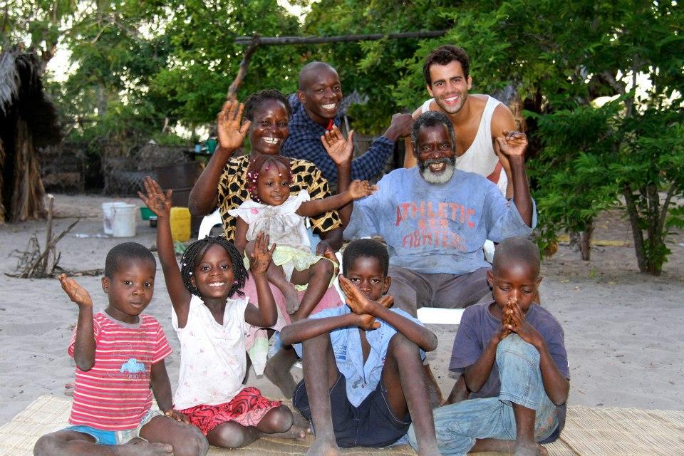 Um brasileiro em Moçambique