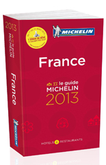 Guia MICHELIN 2013