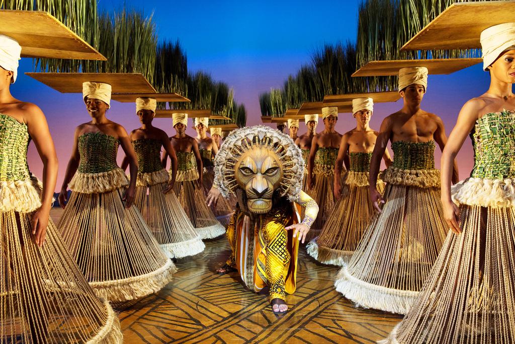 O Rei da Selva Chega à Cidade!