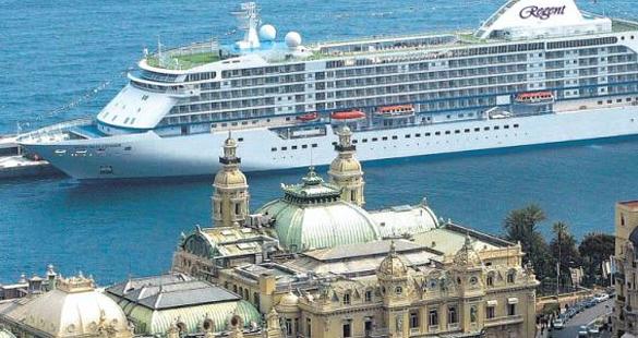 Cruzeiros marítimos na Travelweek 2013