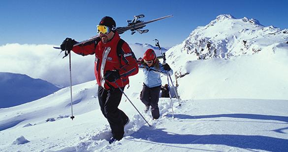 5 fantásticas estações de esqui da América do Sul