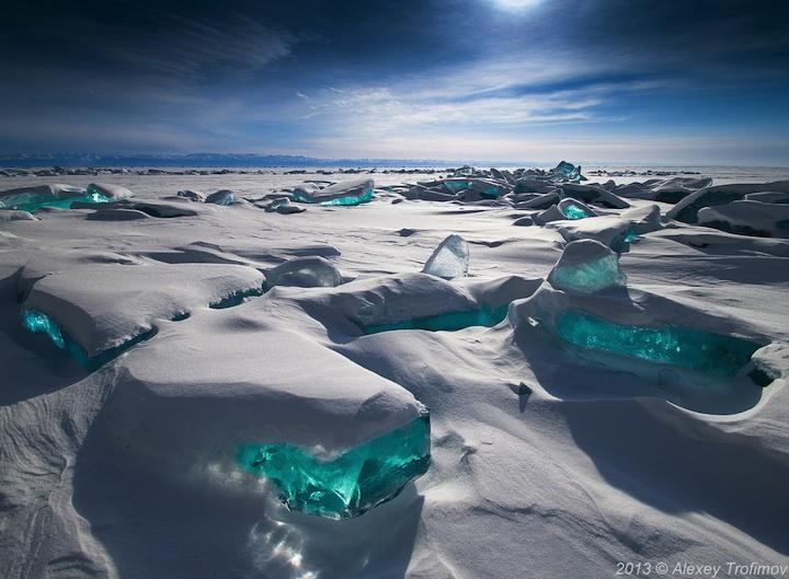 Fotografia – Lago Baikal