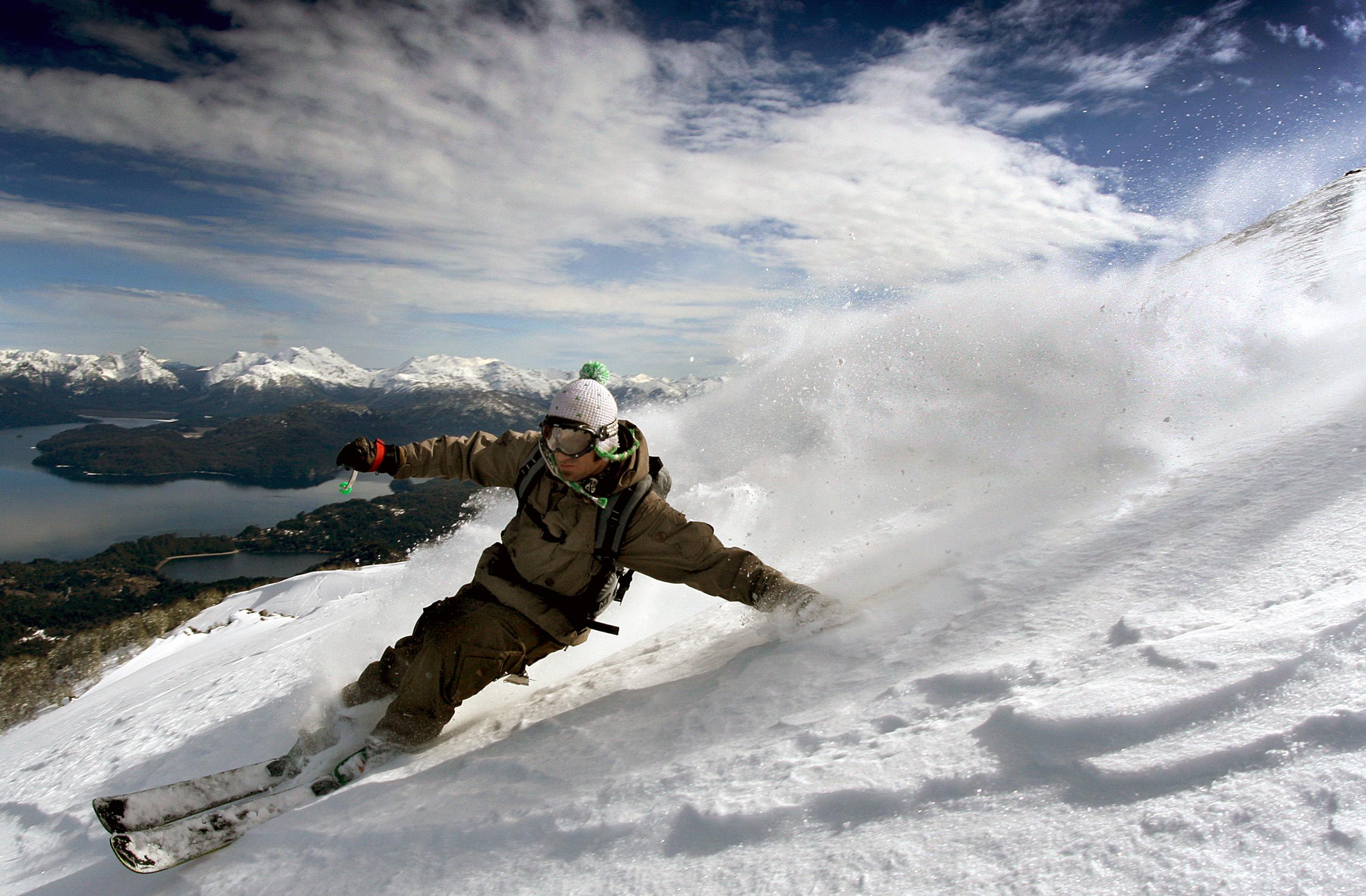SnowTrip:: Balada e muita neve na Argentina