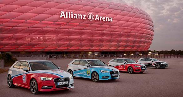 Audi Cup 2013