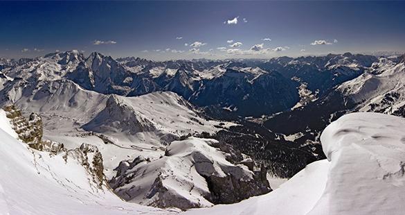 Safári de esqui