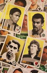 Figurinhas do Brasileirão 2013