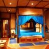 Hotel-Orixás-suíte-master-guaracy-cama