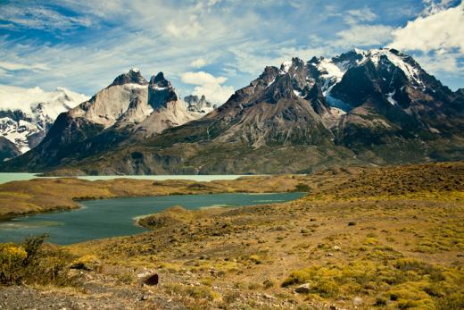 Lago Nordenskjold - Patagonia