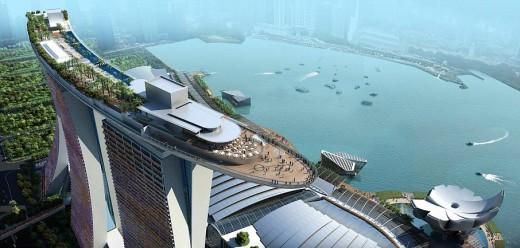 Edifício Skypark - Cingapura