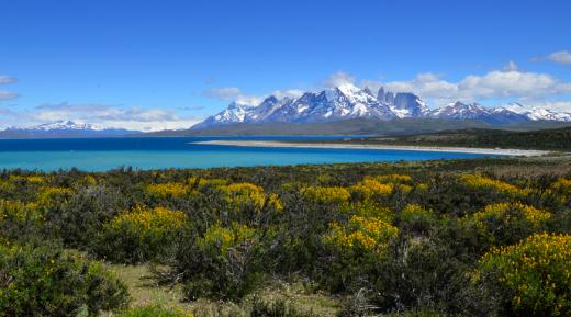 Lago Sarmiento - Torres Del Paine