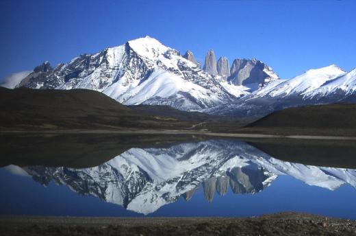 Laguna Armada - Torres Del Paine