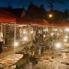 Luang Prabang, night market - imagem flickr whl.travel
