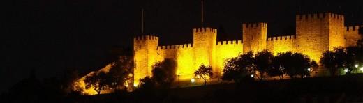 Castelo de São Jorge - noturna