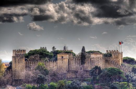 Castelo de São Jorge - vista