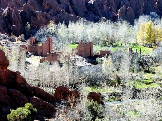 Ouarzazate - Valley of Kasbahs