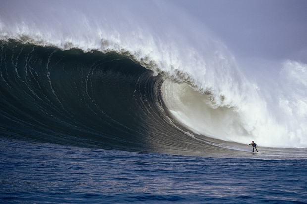 Mavericks :: A Onda Sinistra