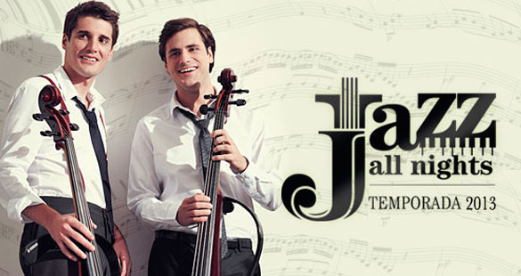2CELLOS encerra a série Jazz All Nights 2013