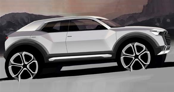 Audi anuncia o Q1