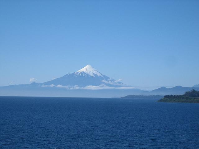 Vulcao Chile Osorno