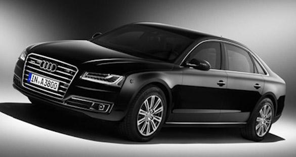 Novo Audi A8 L Security é lançado na Europa