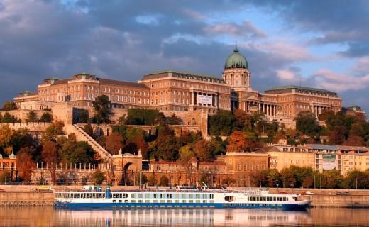 Castelo Buda - Budapeste - Hungria